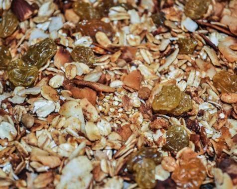 Crunchy Coconut Granola